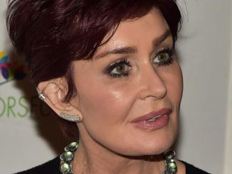 """Sharon Osbourne - 5th Annual """"Cyndi Lauper & Friends: Home for the Holidays"""" Benefit Concert"""