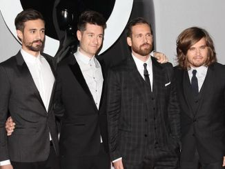 Bastille - BRIT Awards 2014
