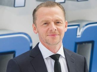 "Simon Pegg - ""Star Trek Beyond"" UK Premiere"