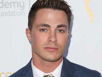 Colton Haynes - 37th Annual College Television Awards