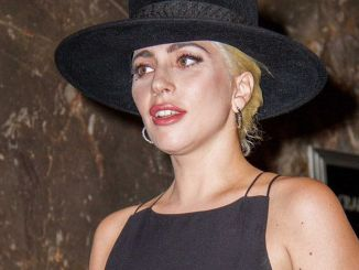 Lady Gaga Light the Empire State Building