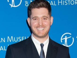 Michael Buble - 2015 American Museum of Natural History Museum Gala