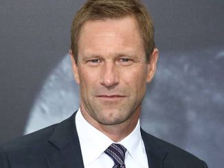 """Aaron Eckhart - """"Sully"""" New York City Premiere"""