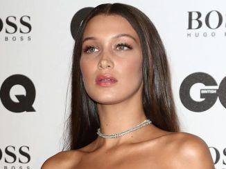 Bella Hadid - GQ Men of the Year Awards 2016
