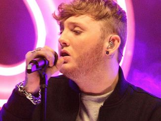 James Arthur - Oxford Street Christmas Lights 2013