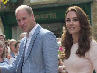 Prinz William und Herzogin Kate - The Duke and Duchess of Cambridge Visit Truro Cornwall on September 1, 2016