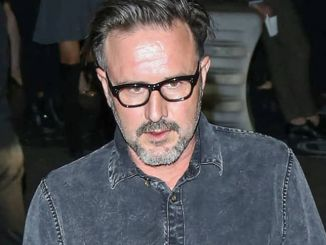 David Arquette - Vanity Fair and Fiat Toast to Young Hollywood