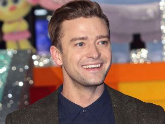 "Justin Timberlake - ""Trolls"" Lights Up The London Eye on September 29, 2016"