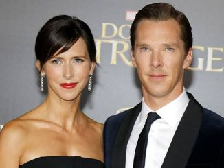 "Benedict Cumberbatch and Sophie Hunter - ""Doctor Strange"" World Premiere"