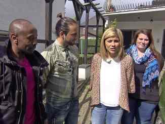 biete Rostlaube, suche Traumauto: Panagiota Petridou hilft Familie Macallin - TV