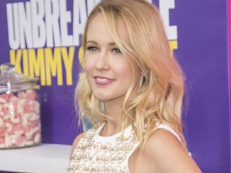 "Anna Camp - ""Unbreakable Kimmy Schmidt"" Season 2 World Premiere"
