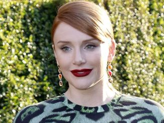 "Bryce Dallas Howard - ""Pete's Dragon"" World Premiere"