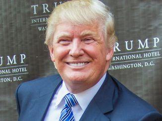 Donald Trump - Trump International Hotel Washington, D.C. Groundbreaking Ceremony