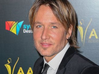 Keith Urban - 6th Annual AACTA International Awards