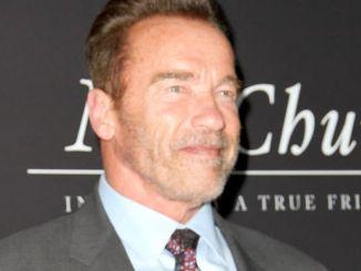 "Arnold Schwarzenegger - ""Mr. Church"" Los Angeles Premiere"