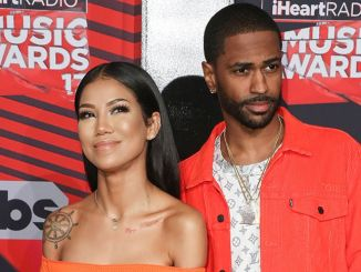 Jhene Aiko and Big Sean - 2017 iHeartRadio Music Awards