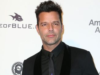 Ricky Martin - 25th Annual Elton John AIDS Foundation's Academy Awards Viewing Party