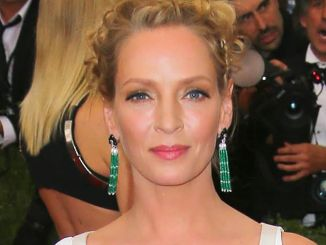 "Uma Thurman - ""China: Through The Looking Glass"" Costume Institute Benefit Gala"