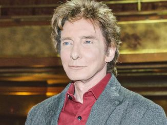 """Barry Manilow - """"Manilow On Broadway"""" Press Conference"""