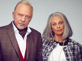 Boris Becker und Lilly als Greise im Fernsehen - TV News