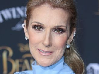 """Celine Dion - """"Beauty And The Beast"""" Los Angeles Premiere"""