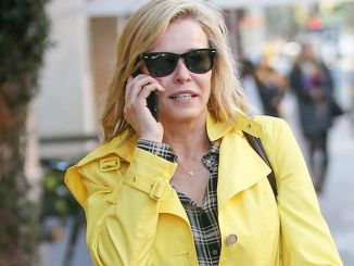 Chelsea Handler Sighted in Los Angeles on January 19, 2017