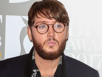 James Arthur - BRIT Awards 2017 - Arrivals - 2