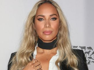 """Leona Lewis - 2016 United States Humane Society """"To the Rescue!"""" Benefit in Los Angeles"""