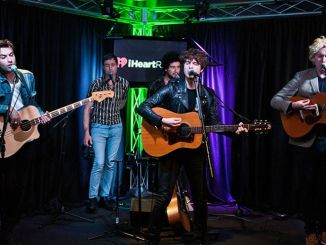 The Kooks in Concert at Radio 104.5's Performance Theatre in Bala Cynwyd - October 07, 2014 - 2