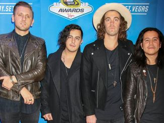 American Authors - 2016 NASCAR Sprint Cup Series Awards Gala