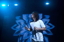 Chris Cornell - Soundgarden in Concert at the O2 Academy in London - September 19, 2013