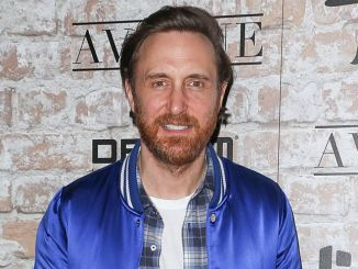 David Guetta - TAO, Beauty & Essex, Avenue and Luchini LA Grand Opening - 2