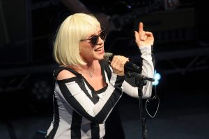 Blondie in Concert at the O2 Shepherds Bush Empire in London - June 30, 2014 - 2