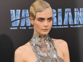 "Cara Delevingne - ""Valerian And The City Of A Thousand Planets"" World Premiere"