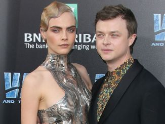 "Cara Delevingne, Dane DeHaan - ""Valerian And The City Of A Thousand Planets"" World Premiere"