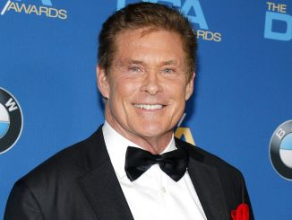 David Hasselhoff - 69th Annual Directors Guild Of America Awards