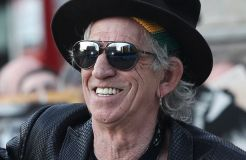 """Rolling Stones"": Keith Richards entschuldigt sich bei Mick Jagger"