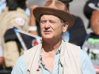 "Bill Murray Sighted at ""Jimmy Kimmel Live!"" on June 7, 2016"
