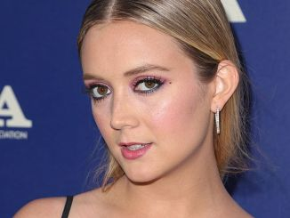 Billie Lourd - 2016 Summer TCA Tour - Fox Press Tour