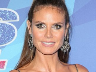 "Heidi Klum - NBC's ""America's Got Talent"" Season 12 Live Show"