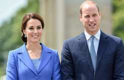 Prinz William und Herzogin Kate verraten Babynamen