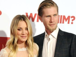 "Kaley Cuoco and Karl Cook - ""Why Him?"" Los Angeles Premiere"