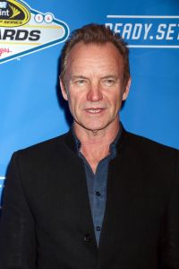 Sting - 2016 NASCAR Sprint Cup Series Awards Gala - Arrivals