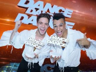 """""""Dance Dance Dance"""" 2017: Luca Hänni und Prince Damien gewinnen die Show - TV News"""