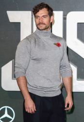 """Henry Cavill - """"Justice League"""" UK Photocall - The College, Southampton Row"""