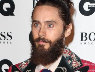 Jared Leto - GQ Men of the Year Awards 2017 - 2