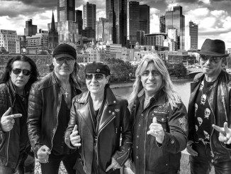 """Scorpions"" veröffentlichen ""Born To Touch Your Feelings"" - Musik"