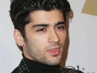 Zayn Malik - 59th Annual Grammy Awards - 4