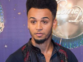 """Aston Merrygold - """"Strictly Come Dancing"""" TV Series Season 15 Premiere"""