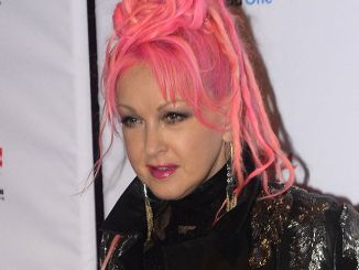 """Cyndi Lauper - """"America Salutes You"""" Concert at Rosemont Theater in Chicago"""